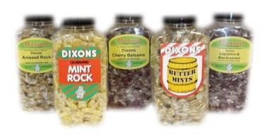 Dixons Jars