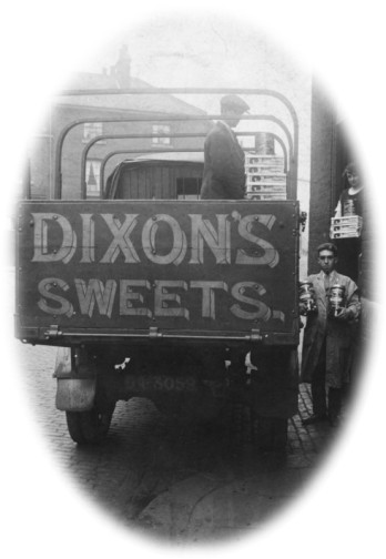 Dixons Sweets Lorry