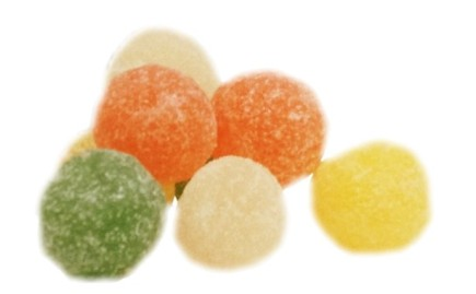 Stupidly Sour Sweets