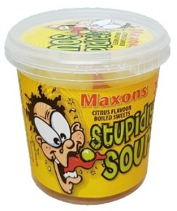 Stupidly Sour Tubs