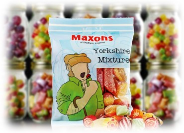 Yorkshire Mixture bag